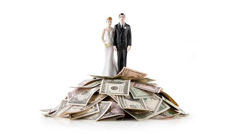 prepare for marriage financially